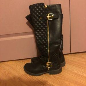 Kohl's Black Women's Boots